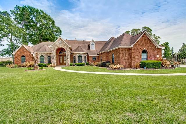 14534 Iron Horseshoe Ln Lane, Houston, TX 77044 (MLS #95754061) :: The SOLD by George Team