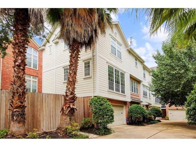 209 Dennis Street, Houston, TX 77006 (MLS #95760467) :: Giorgi Real Estate Group
