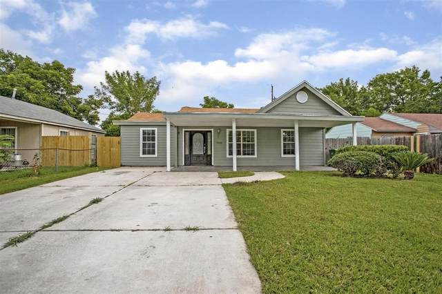 3009 Washington Street, Pasadena, TX 77503 (MLS #95769386) :: The SOLD by George Team