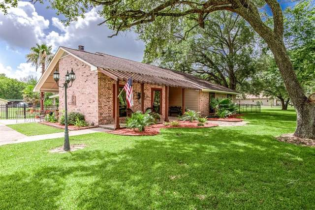 448 County Road 142, Alvin, TX 77511 (MLS #95772646) :: Giorgi Real Estate Group