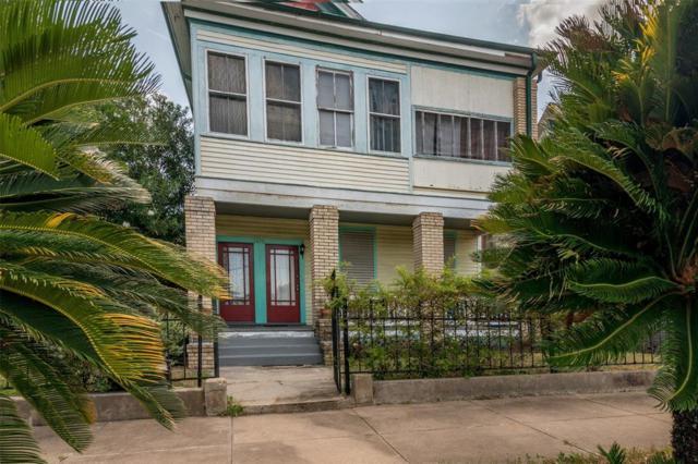 1610 22nd Street, Galveston, TX 77550 (MLS #95785386) :: Magnolia Realty