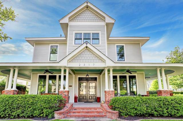 2317 Ashland Street, Houston, TX 77008 (MLS #95800095) :: Area Pro Group Real Estate, LLC