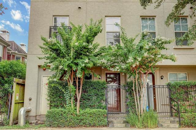 2216 Chenevert Street #1, Houston, TX 77003 (MLS #95806399) :: Texas Home Shop Realty
