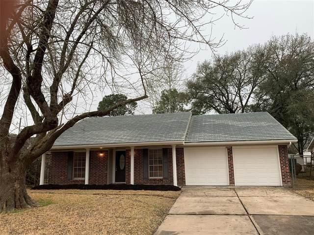 5012 W Plum Street, Pearland, TX 77581 (MLS #95823190) :: Homemax Properties