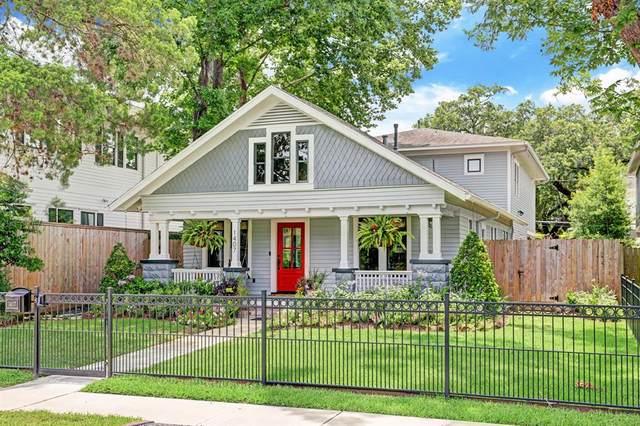 1407 Tulane Street, Houston, TX 77008 (MLS #95825024) :: NewHomePrograms.com