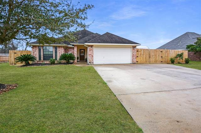 701 Moore Street, Richwood, TX 77566 (MLS #95825292) :: Michele Harmon Team