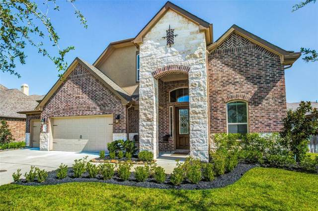 4325 Buffalo Berry Lane, Manvel, TX 77578 (MLS #95826698) :: The Parodi Team at Realty Associates