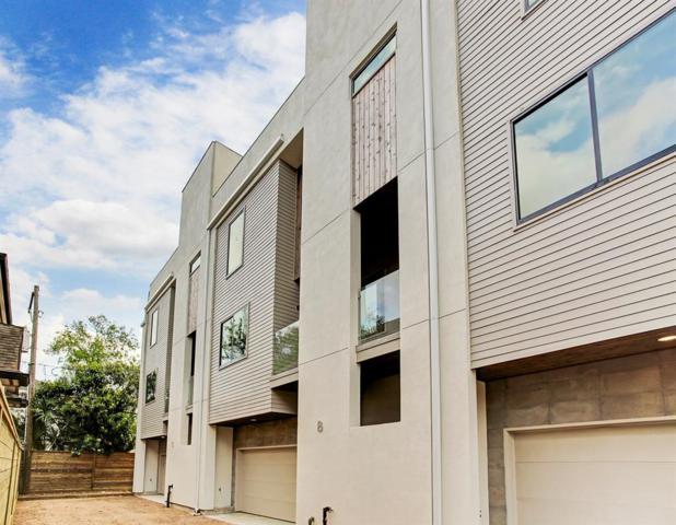 607 W Polk Street B, Houston, TX 77019 (MLS #95835450) :: Team Parodi at Realty Associates