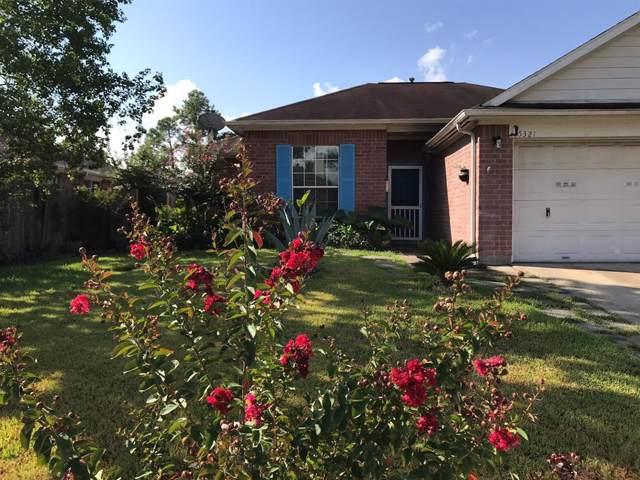 5321 Tallowwood Terrace, Katy, TX 77493 (MLS #95836331) :: The Jill Smith Team