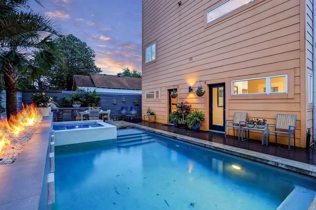 536 Rutland Place, Houston, TX 77007 (MLS #95838322) :: Caskey Realty