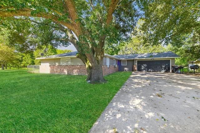 169 County Road 644, Kenefick, TX 77535 (MLS #95843167) :: Rachel Lee Realtor