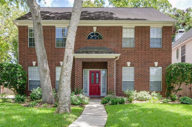 1418 Berrytree Drive, Sugar Land, TX 77479 (MLS #95856867) :: The Jill Smith Team