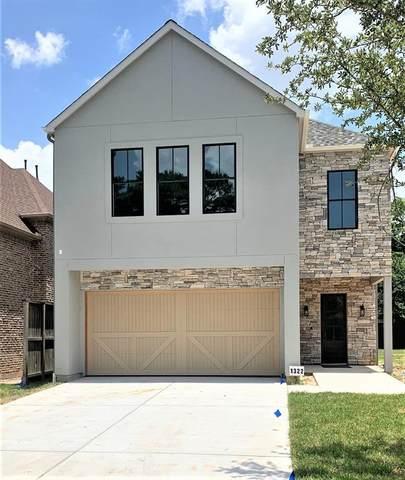 1322 Caywood Lane, Houston, TX 77055 (MLS #9586023) :: The Bly Team