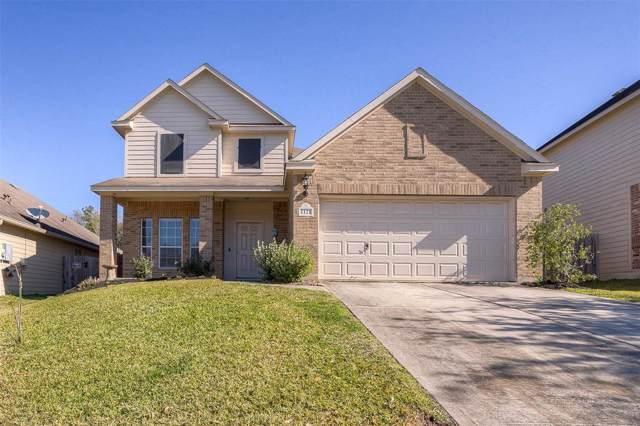 1121 Shadow Glenn Drive, Conroe, TX 77301 (MLS #9586157) :: The SOLD by George Team