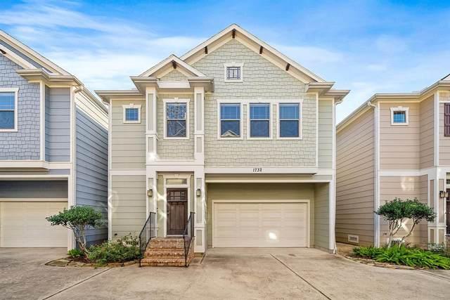 1732 W 25th Street, Houston, TX 77008 (MLS #95874299) :: The Home Branch