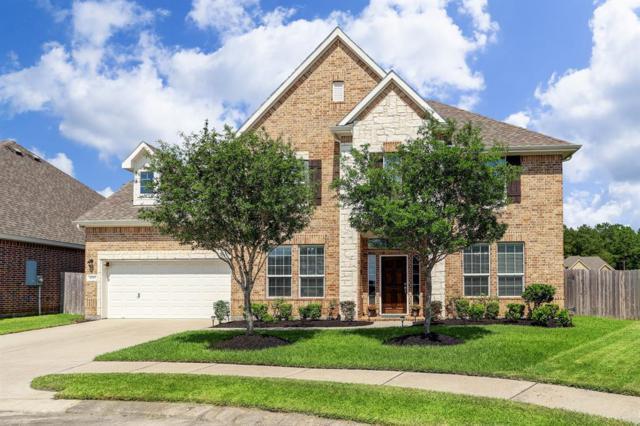 4333 S Meridian Greens Drive, Dickinson, TX 77539 (MLS #95876473) :: Rachel Lee Realtor