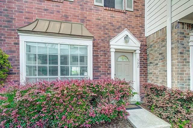 2930 Grants Lake Boulevard #502, Sugar Land, TX 77479 (MLS #95881830) :: Homemax Properties