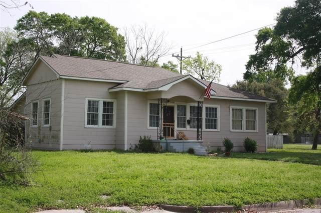 615 Leon Street, Navasota, TX 77868 (MLS #95885096) :: Connect Realty