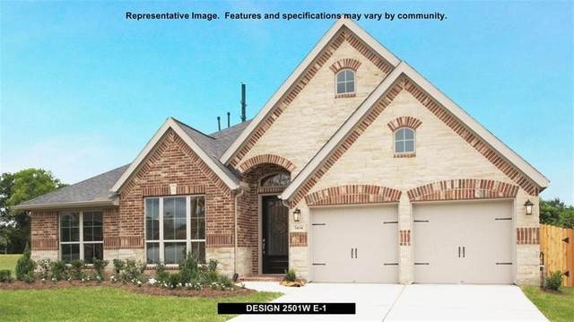 3715 Rockland Terrace Lane, Pearland, TX 77584 (MLS #9589124) :: The Queen Team