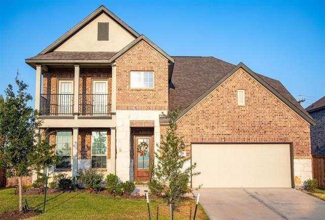 3214 Red Pebble Lane, Texas City, TX 77568 (#9589374) :: ORO Realty