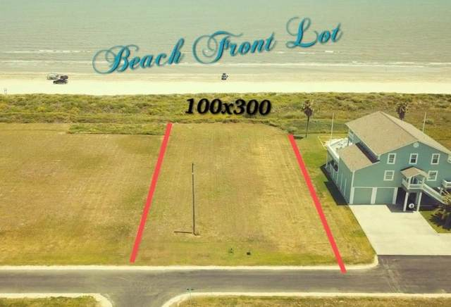636 Villa Dr, Crystal Beach, TX 77650 (MLS #95915727) :: Green Residential