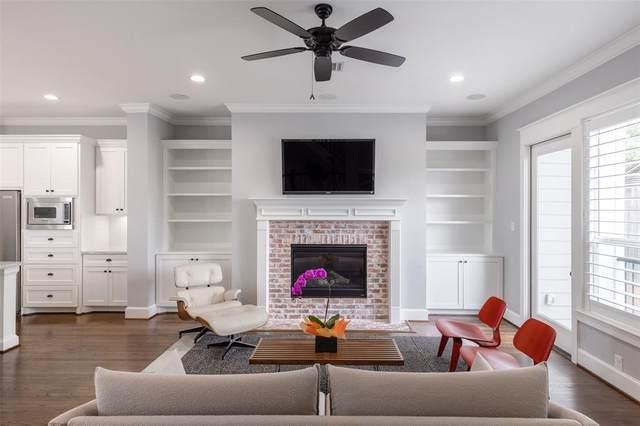 4011 Lanark Lane C, Houston, TX 77025 (MLS #95916750) :: The Home Branch