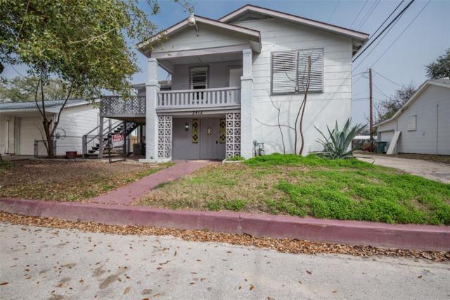 2412 51st Street #1, Galveston, TX 77551 (MLS #95919228) :: Magnolia Realty
