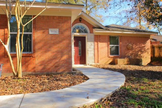 1614 Shady Oaks Drive, Conroe, TX 77301 (MLS #95925805) :: Giorgi Real Estate Group