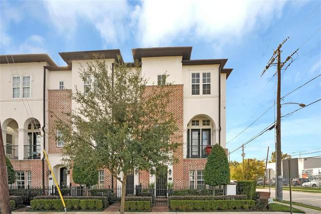 1847 Edwards Street, Houston, TX 77007 (MLS #95926684) :: The Bly Team