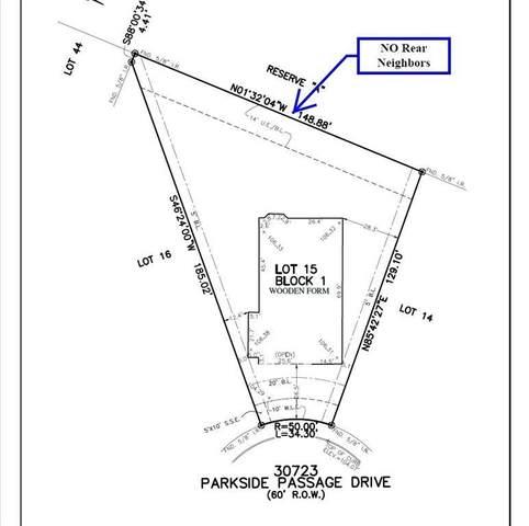 30723 Parkside Passage Dr, Fulshear, TX 77441 (MLS #95931657) :: The Jennifer Wauhob Team