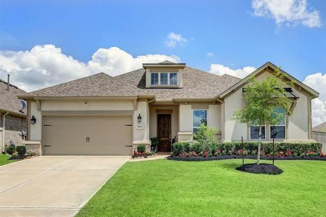 6002 Somerset Valley Drive, Richmond, TX 77407 (MLS #95937601) :: Caskey Realty