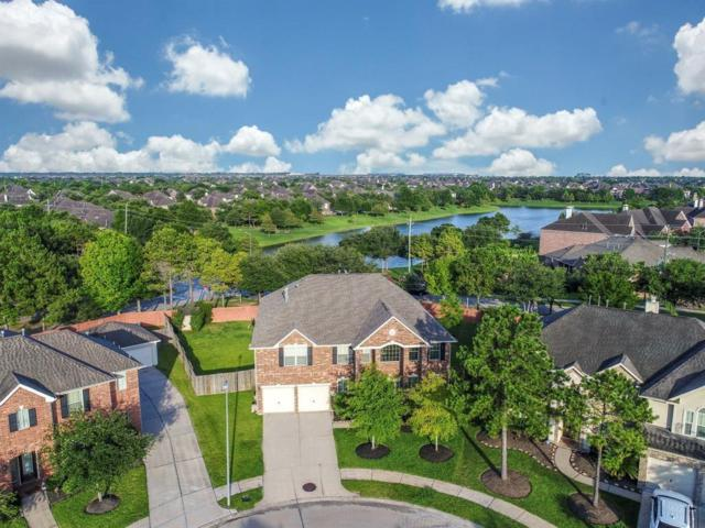 12102 Amber Creek Drive, Pearland, TX 77584 (MLS #95941443) :: The Sansone Group