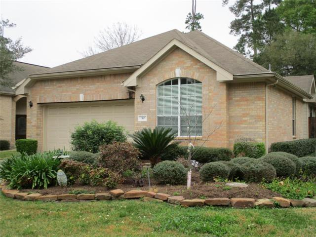 50 Charter Club Drive, The Woodlands, TX 77384 (MLS #95945632) :: Fairwater Westmont Real Estate