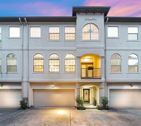 118 Drew Street, Houston, TX 77006 (MLS #95956677) :: Lerner Realty Solutions