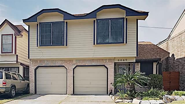 6469 Old Chatham Lane, Houston, TX 77035 (MLS #95967843) :: The Parodi Team at Realty Associates