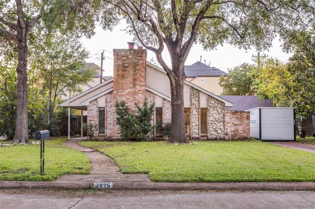 2835 Quincannon Lane, Houston, TX 77043 (MLS #95971989) :: Texas Home Shop Realty