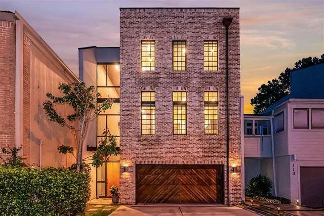 111 Sage Road, Houston, TX 77056 (MLS #95973876) :: The SOLD by George Team