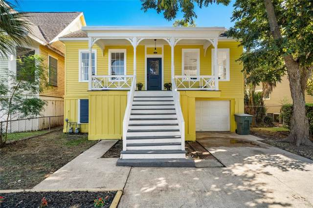 2015 Avenue L, Galveston, TX 77550 (MLS #95974358) :: Giorgi Real Estate Group
