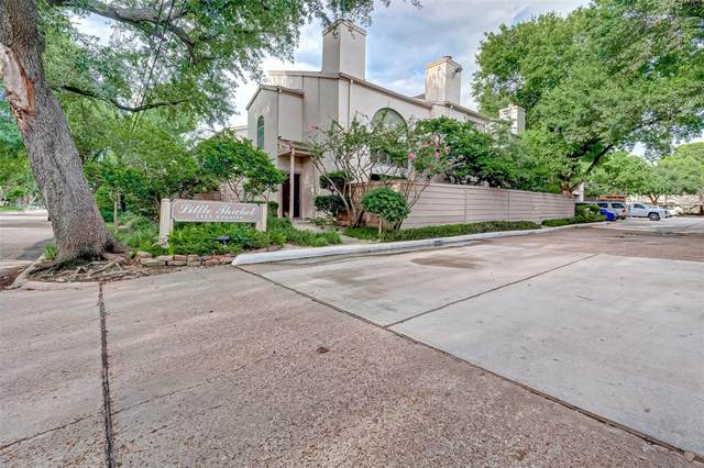 2125 Augusta Drive #73, Houston, TX 77057 (MLS #95981604) :: The Bly Team