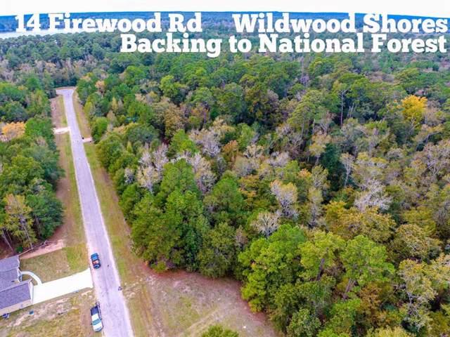 14 Firewood Road, Huntsville, TX 77340 (MLS #95982779) :: The Heyl Group at Keller Williams