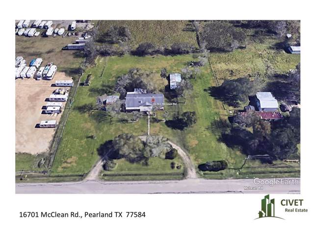 16701 County Road 104, Pearland, TX 77584 (MLS #95982838) :: The Sold By Valdez Team