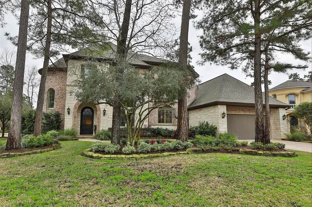14 Spruce Canyon Place, The Woodlands, TX 77382 (MLS #95989915) :: Giorgi Real Estate Group