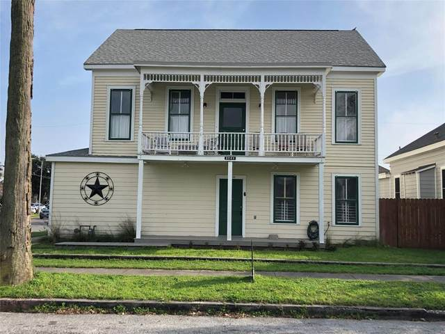 3701 Ave M 1/2, Galveston, TX 77550 (MLS #95991602) :: Connect Realty
