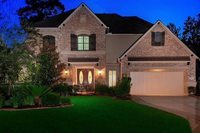 15 W Old Sterling Circle, The Woodlands, TX 77382 (MLS #95992379) :: Giorgi Real Estate Group