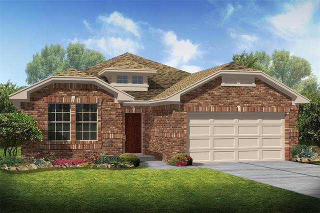 1853 Belle Place, Alvin, TX 77511 (MLS #95999338) :: The Freund Group