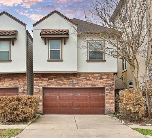 1613 Roy Street, Houston, TX 77007 (MLS #96023487) :: The Sansone Group