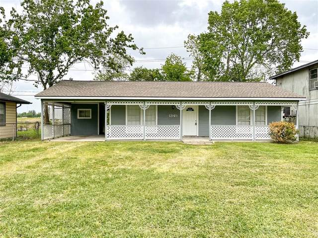 1345 Old Greens Road, Houston, TX 77032 (#9602991) :: ORO Realty