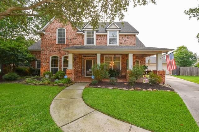 11614 Lakewood Crossing Drive, Tomball, TX 77377 (MLS #96037277) :: Ellison Real Estate Team