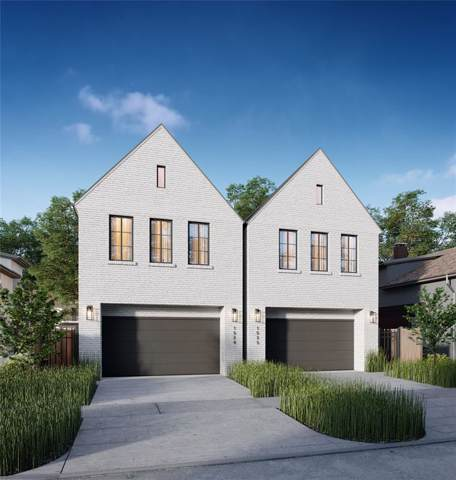 1535 Laird Street, Houston, TX 77008 (MLS #96038667) :: Phyllis Foster Real Estate