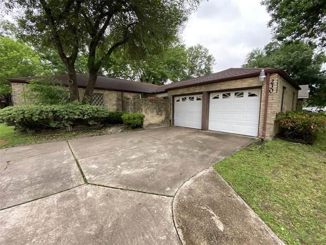 230 Saint Finans Way, Houston, TX 77015 (MLS #96049837) :: NewHomePrograms.com